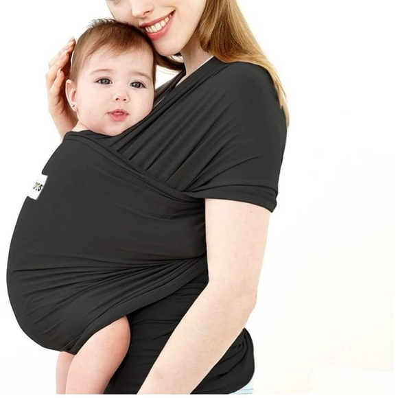 Baby carrier wrap sling black NEW Cozitot